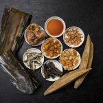 Japanese soup stock Japanese food